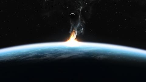 We can't protect the Earth from asteroids, NASA says