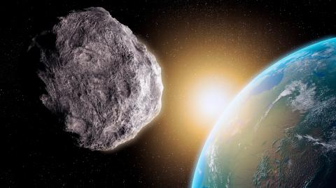 'Potentially dangerous' asteroid the size of the Shard will 'come close' to Earth today