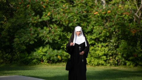 Gambling-addicted nun accused of embezzling school funds
