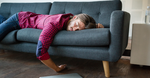 Research Shows That You Don't Need To Stress If You Haven't Found A Job At 22