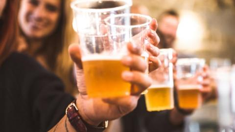 Studies show drinking really does improve your foreign language skills