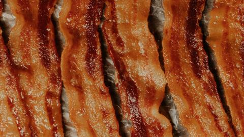 Eating bacon could increase your chances of developing dementia