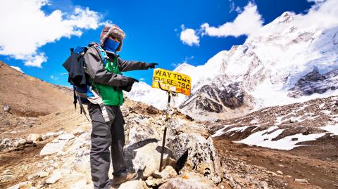 Climbing Everest: who dies, who succeeds, and why