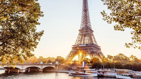 You can now buy yourself a piece of the Eiffel Tower