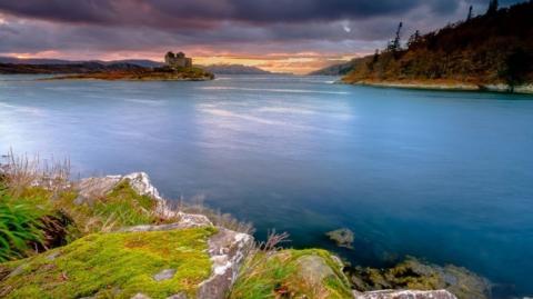 Scottish Island has been put on auction
