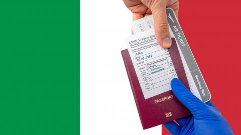 Italy to welcome tourists as early as mid-May thanks to new health pass