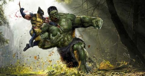 Hulk vs. Wolverine: A Marvel Movie Is In The Works!
