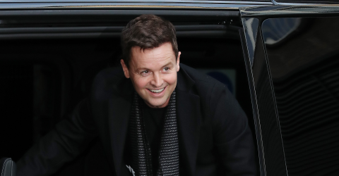 It Turns Out Declan Donnelly Isn't The Richest Person In His Family