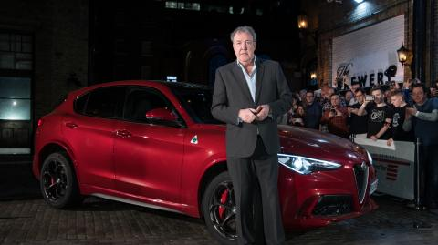Jeremy Clarkson reveals they had to pay 'Top Gear' audiences from their own pockets