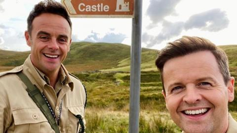 'I'm A Celeb' stars won't be camping outside for 2020 Wales castle series