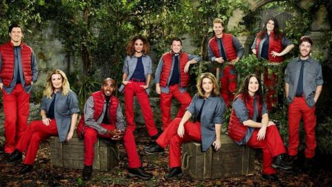 I'm A Celeb: the secret signals the celebs are sending to their families