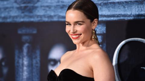 This is how Emilia Clarke really felt shooting racy Game Of Thrones scenes