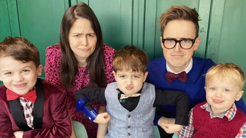 Giovanna Fletcher Opens Up About Splitting From Tom