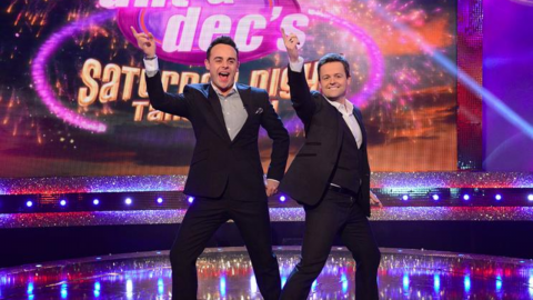 Ant and Dec reveal big Saturday Night Takeaway changes