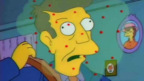 Did the Simpsons predict coronavirus 28 years ago?