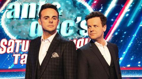 This is what it's really like to be in Ant and Dec's virtual audience