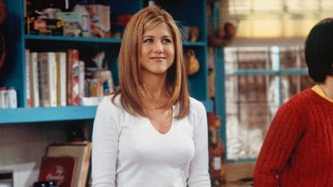 This is the real reason why you could always see Rachel's nipples in Friends