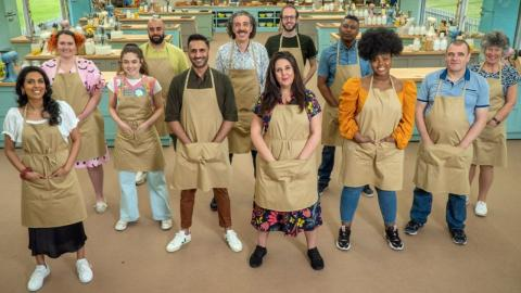 The Great British Bake-Off 2021 line-up has been revealed