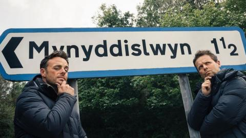 'I'm A Celeb:' First sneak peek at new series in North Wales