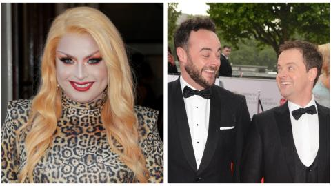 'I'm A Celeb' lining up first drag queen camp mate