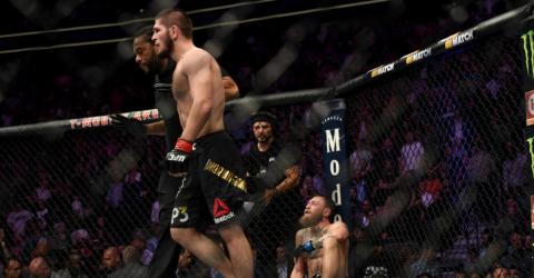 Relive The Final Round Between Khabib And Conor McGregor, One Year Later