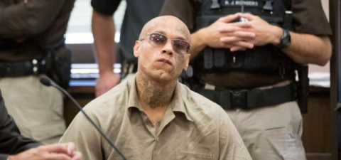Watch This Murderer's Shocking Reaction to Receiving the Death Penalty