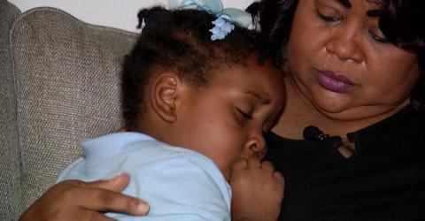 A 6-Year-Old Girl Was Handcuffed And Arrested By A Police Officer