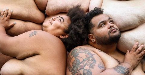 One Photographer Aims To Break Society's Perception Of Fat People