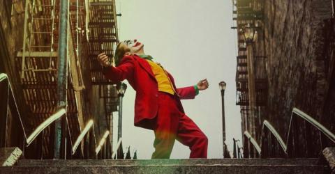 A Young Man Reenacted Joaquin Phoenix's Dance In Joker And Went Viral