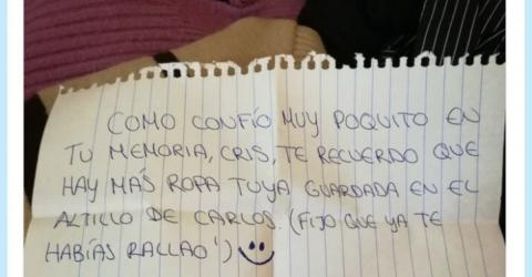 A Twitter User Has Recently Gone Viral After Posting A Note That She Wrote Herself In The Past