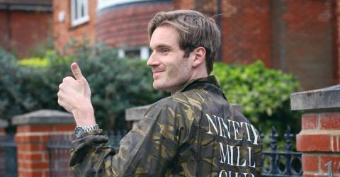 PewDiePie Criticises Pitiful YouTubers: 'It's So Pathetic, How Low Will People Go?'