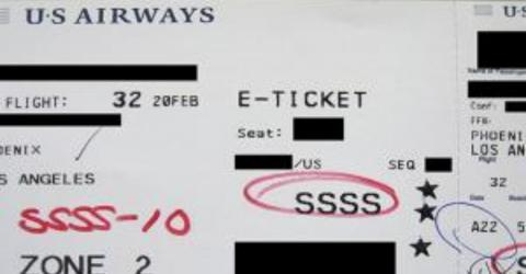 Warning: Here's What It Means if These Letters Appear on Your Boarding Pass