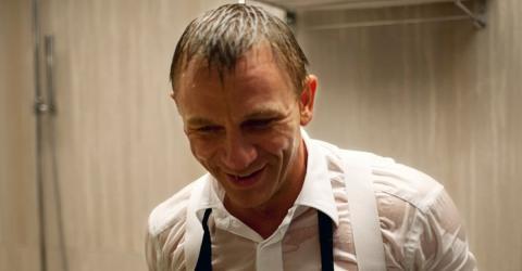 Daniel Craig Mocks his Lack of Similarities to James Bond in New Ad