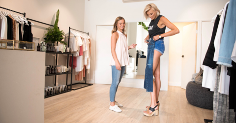 This Ex-Model Has The Longest Legs In The World