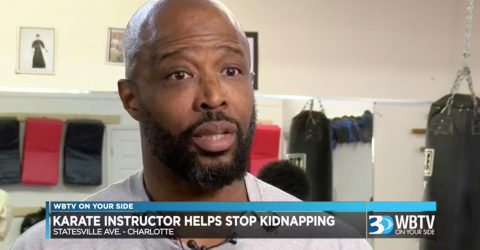 A Kidnapper Chased a Woman Into a Karate Dojo and Came Out on a Stretcher