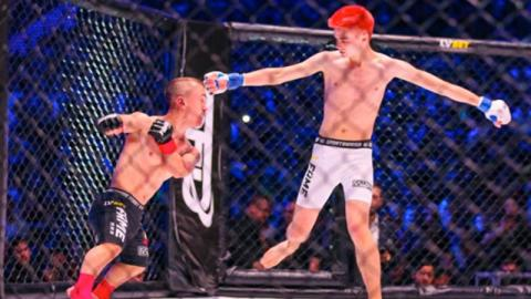 A YouTuber Takes On Dwarf in an Unreal MMA Bout