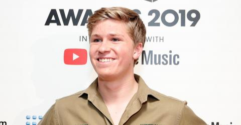 Robert Irwin is Following in His Fathers Footsteps After Filming the Worlds Most 'Endangered Species'