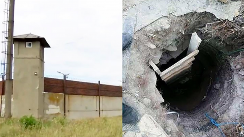 Mama's Boy: His Mom Is Facing Jail Time After Digging A 35ft Tunnel Into Prison