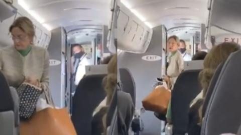 This Woman Was Kicked Off a Plane After Refusing to Wear a Mask