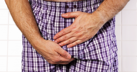 He was suffering from a 48-hour erection - until doctors did something gruesome