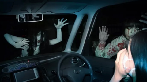 A terrifying drive-in horror experience is coming to the UK!
