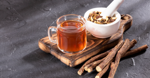 84-Year Old Man Hospitalised For Drinking Too Much Tea