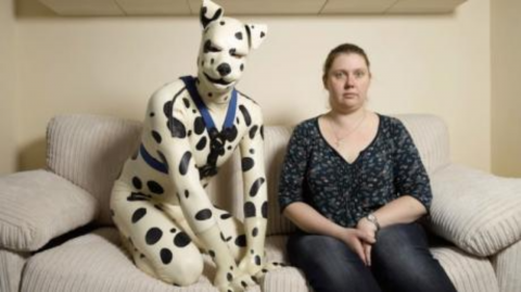 Meet Spot: The Brit Who Left His Daily Lifestyle To Live As A Human Pup... And He's Not The Only One