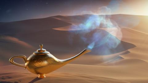 An Indian doctor was scammed and bought 'Aladdin's lamp' for £150,000