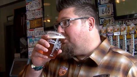 This Man Lived on Nothing but Beer for 46 Days