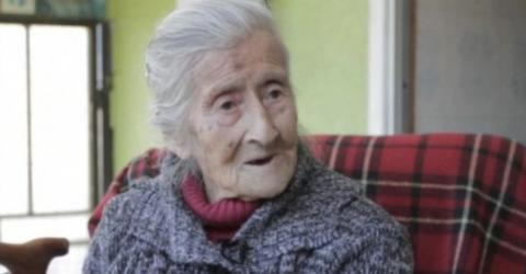 Something Had Been Growing In This Woman's Stomach For Over 50 Years