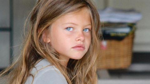 This is what the 'most beautiful girl in the world' looks like today
