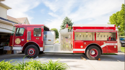 Book This Beer Serving Fire Truck for Your Next Summer Party