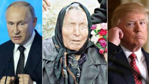 The Blind Seer, Baba Vanga's Predictions For 2020