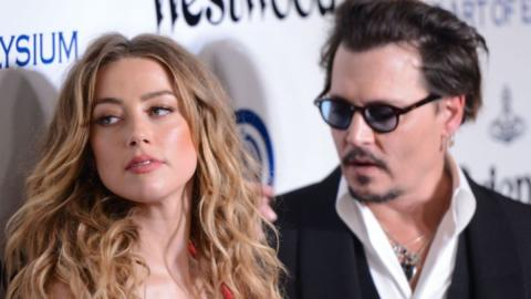 Johnny Depp Reveals His Shocking Reason for Divorcing Amber Heard... And It Involves Poo